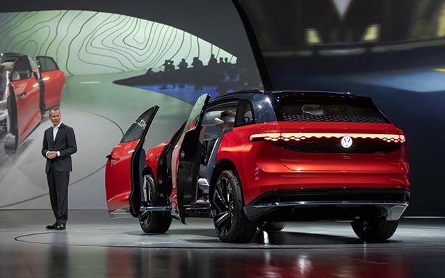 VW ID Roomzz