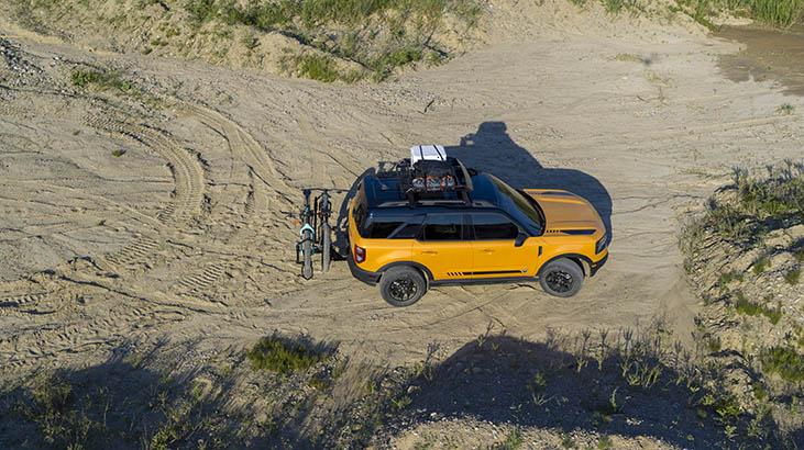 Venta en línea de Ford Bronco