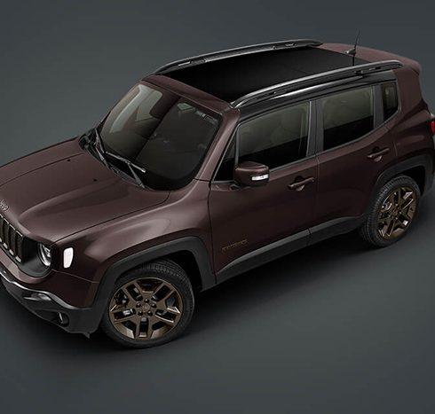 Jeep Renegade Edición Bronze