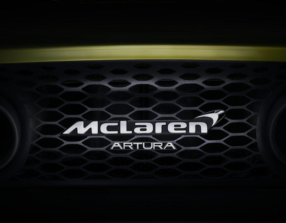 Artura el nuevo superdeportivo de McLaren