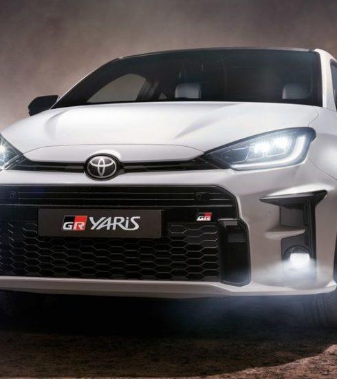 Toyota Yaris GR Nürburgring