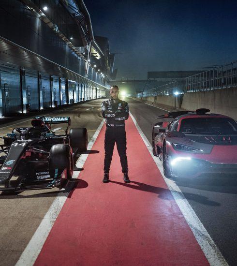 Campaña After-work con Lewis Hamilton
