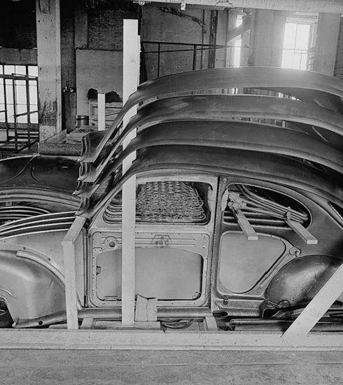 70 años de Exportar autos Volkswagen