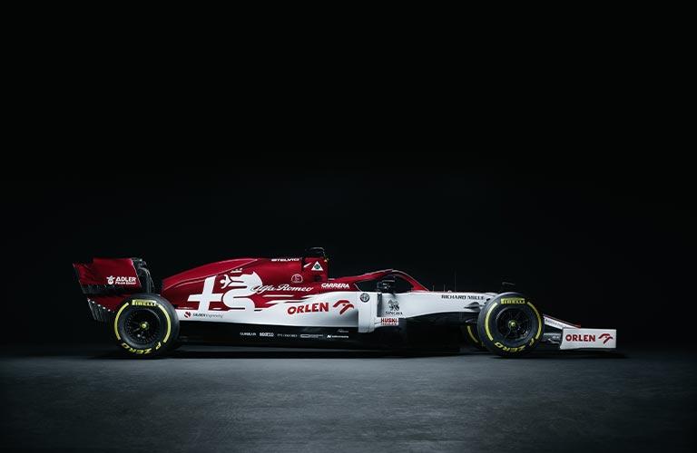 Lanzamiento de Alfa Romeo