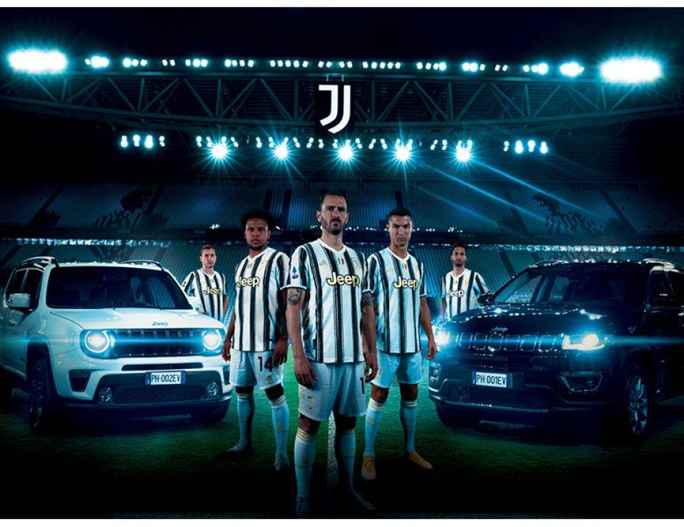 Jeep y Juventus