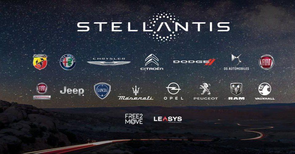 Lazamiento de Stellantis