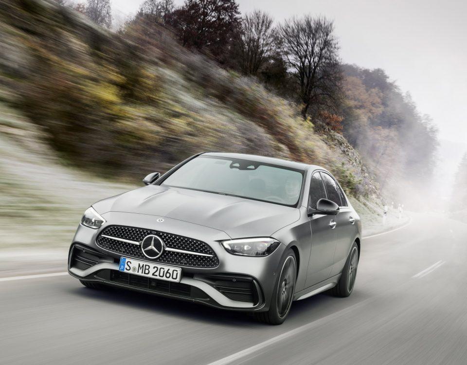 Lanzamiento Mercedes-Benz Clase C
