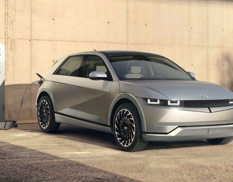 Presentación de Hyundai Ioniq 5