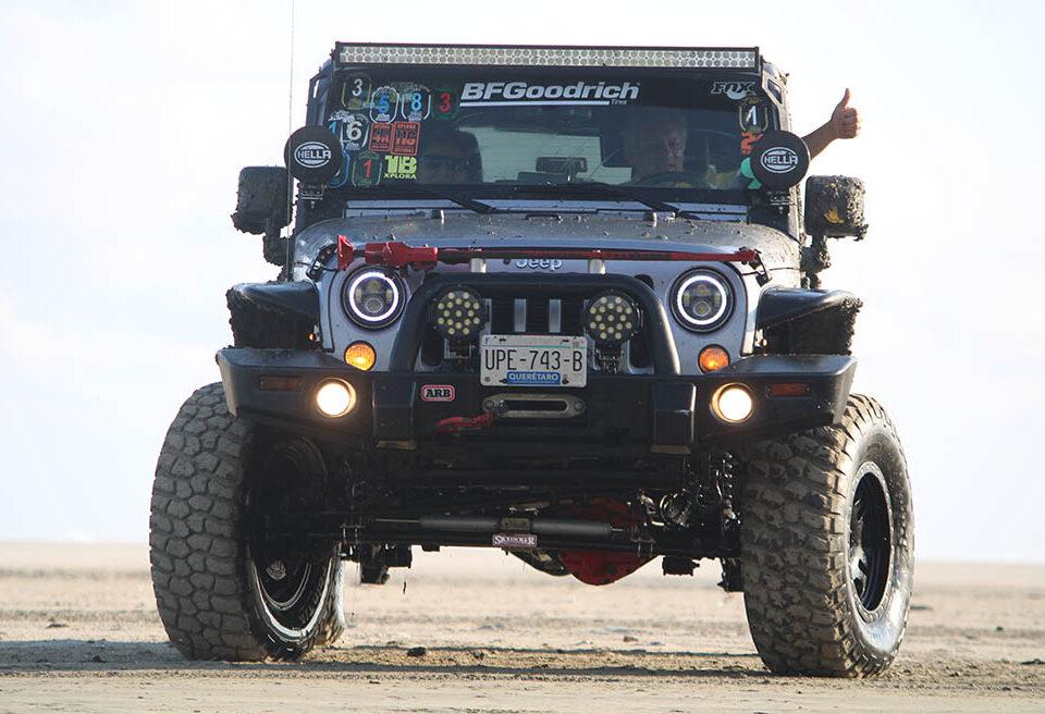 Jeep Beach Mx