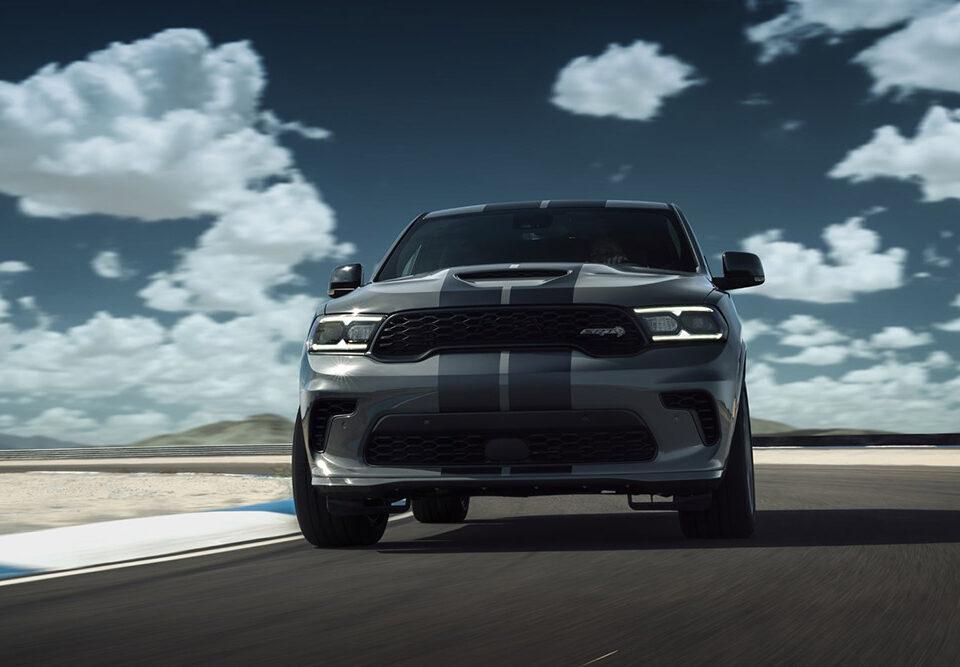 Dodge SRT Hellcat llega a México