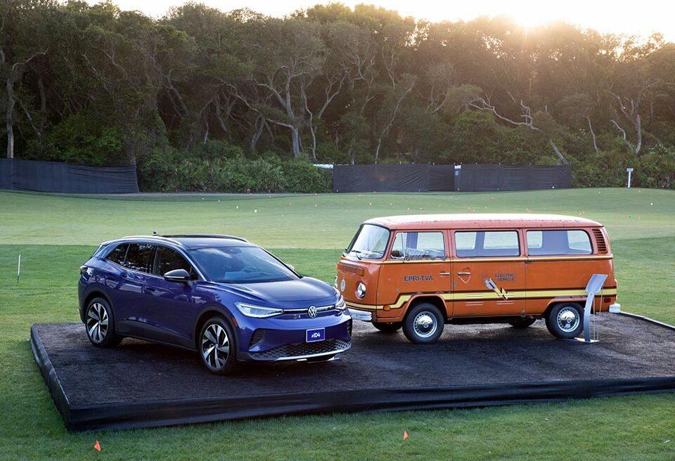 Volkswagen autos eléctricos