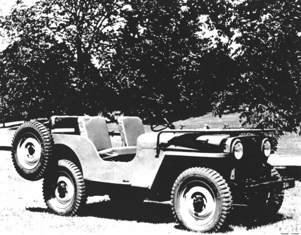 80 años de Jeep