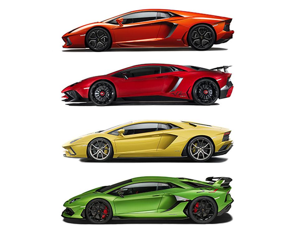 Innovaciones Lamborghini