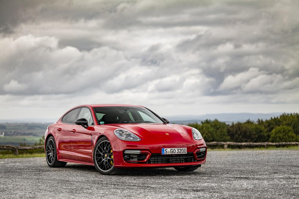 Porsche Panamera lanzamiento