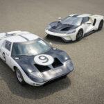 1964 Ford GT y 2022 Ford GT