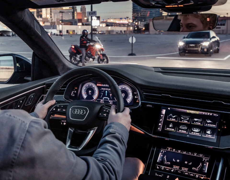 Audi experiencia digital