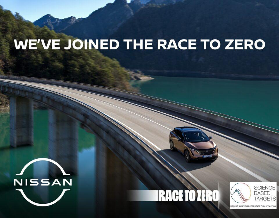 Nissan Race to Zero