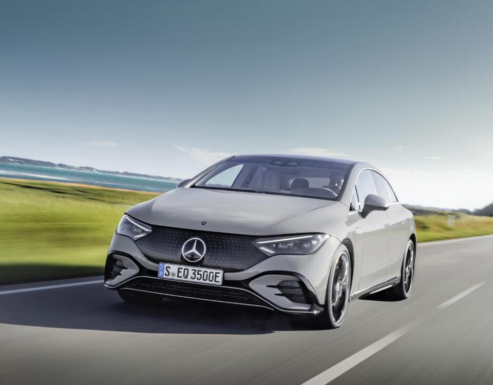 Mercedes Benz EQE